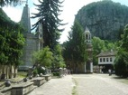 Dryanovo Monastery - The whole monastery complex