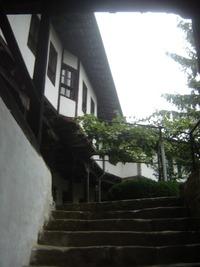 Kapinovo Monastery - Residential buildings