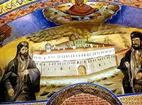 Kapinovo Monastery - The church-donors Brothers Horozovi