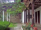 Kapinovo Monastery - The courtyard of the monastery