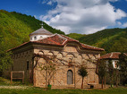 "Kilifarevo Monastery - The church ""St.Dimitar"""