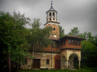 Plakovski Monastery - The belfry