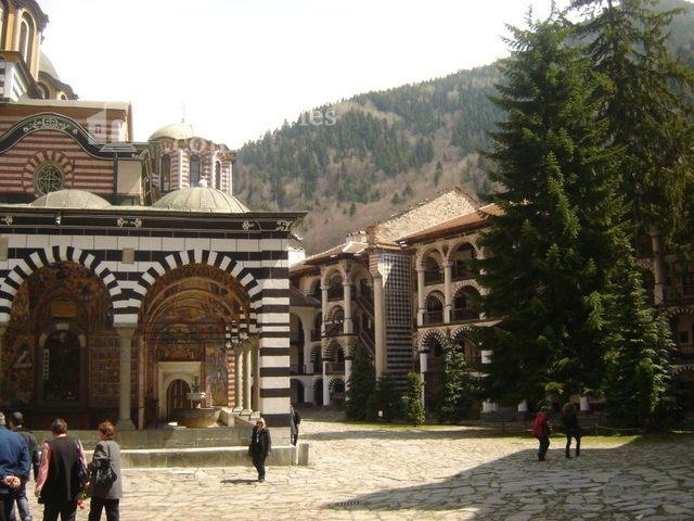 Rila Monastery  (Picture 10 of 51)