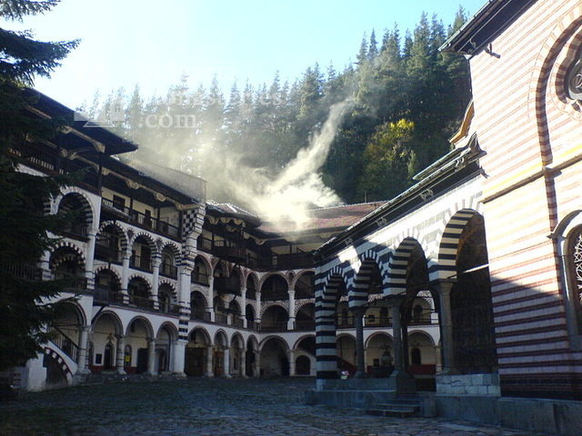 Rila Monastery  (Picture 17 of 51)