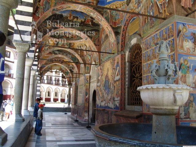 Rila Monastery  (Picture 18 of 51)