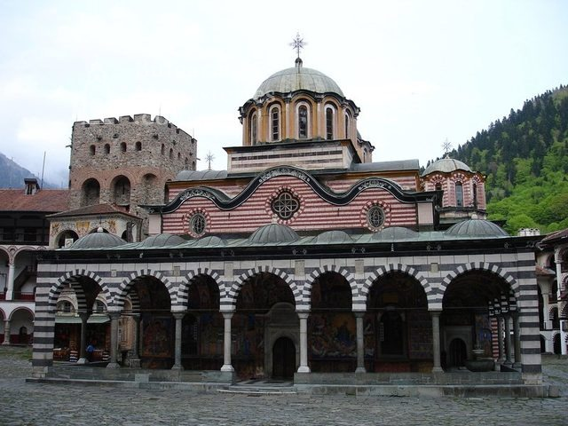 Rila Monastery  (Picture 31 of 51)
