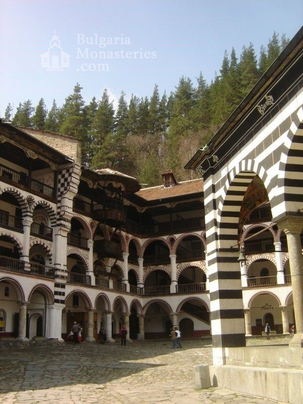 Rila Monastery  (Picture 32 of 51)