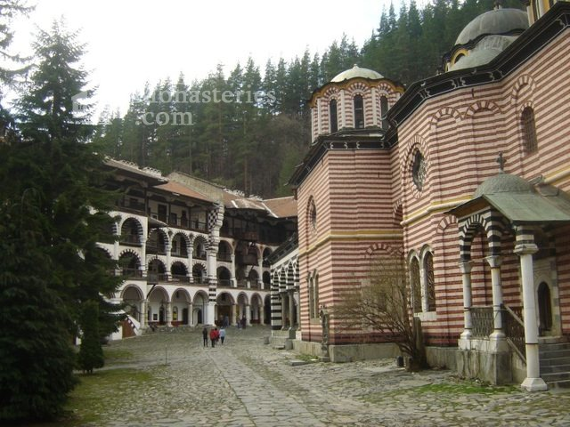Rila Monastery  (Picture 51 of 51)