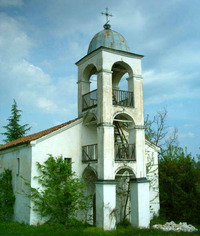 Rozhen Monastery - The church