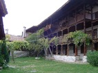 Rozhen Monastery - The courtyard