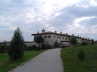 Rozhen Monastery - The monastery outside
