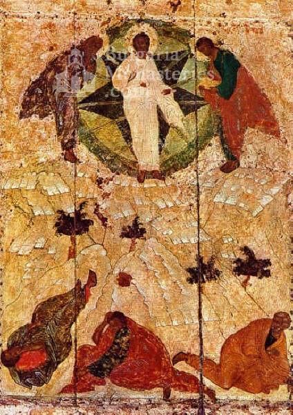 Transfiguration monastery  - The Transfiguration (Picture 17 of 29)
