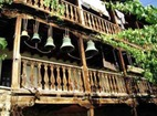 Transfiguration monastery  - Monastery's bells
