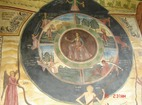 Transfiguration monastery  - The wheel of life