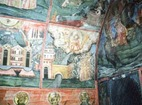 Transfiguration monastery  - Valuable frescoes in the minster