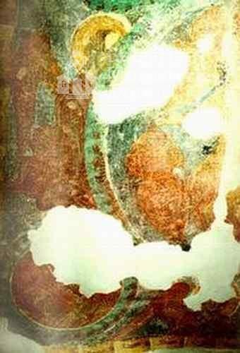 Аладжа манастир - Фрагменти от стенопис (Снимка 6 от 27)