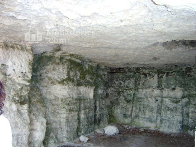 Аладжа манастир - Помещенията (Снимка 3 от 27)