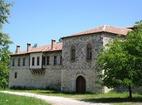 Араповски манастир - Манастирът от вън