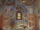 Араповски манастир - Стенописите в църквата