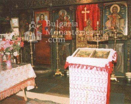 Арбанашки манастир (Снимка 4 от 6)