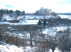 Арбанашки манастир - През зимата