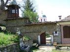 Арбанашки манастир - Входът на манастира