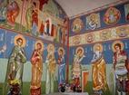 Айдемирски манастир - Стенописите в църквата
