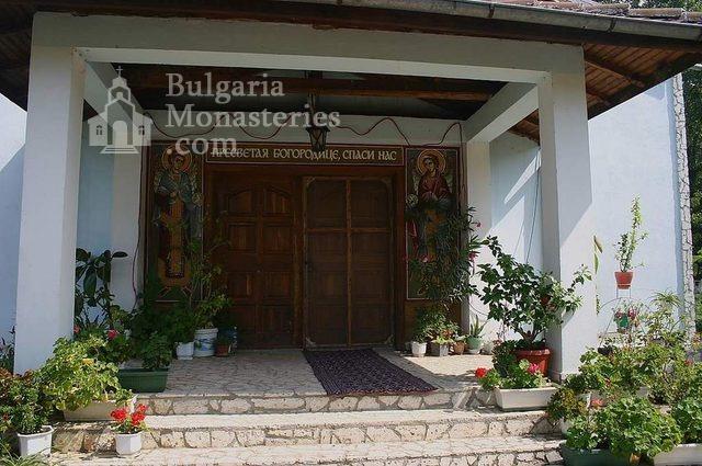 Айдемирски манастир - Църквата (Снимка 4 от 11)