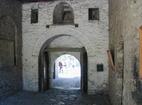 Бачковски манастир  - Манастирските порти