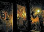 Бачковски манастир  - Олтара на църквата