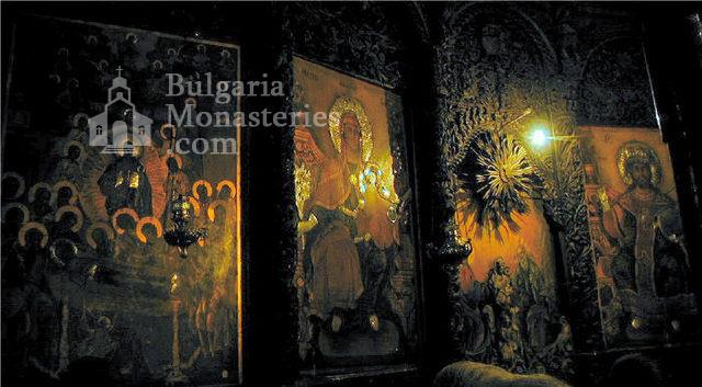 Бачковски манастир  - Олтара на църквата (Снимка 20 от 30)