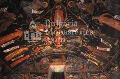 Бачковски манастир  - стенопис (Снимка 30 от 30)