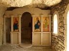 Басарбовски манастир - Манастирът от птичи поглед