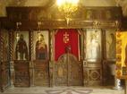 Басарбовски манастир - Олтарът
