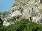 Басарбовски манастир - Църквата