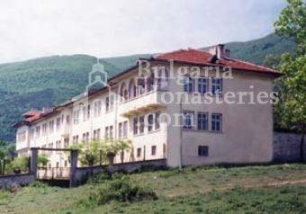 Баткунски манастир - Жилищната сгрда (Снимка 6 от 23)