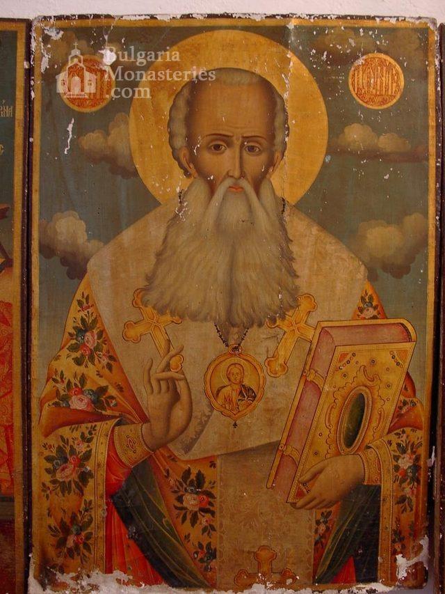 Баткунски манастир - Стенопис (Снимка 9 от 23)
