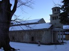 """Баткунски манастир - Църквата """"Св. св. Петър и Павел"""""""