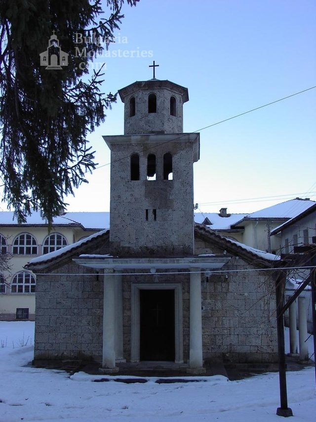 Баткунски манастир - Църквата