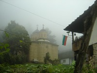 Батошевски манастир - Комплексът