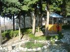 Белащински манастир - Дворът