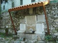 Белащински манастир - Каменната чешма