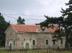 Белочерковски манастир - Църквата