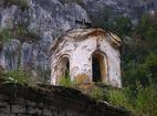 Бистрецки манастир  - Купола на църквата