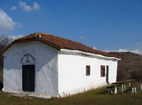 Буховски манастир - Църквата