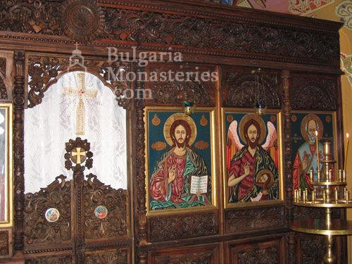 Чекотински манастир - Икони (Снимка 14 от 17)