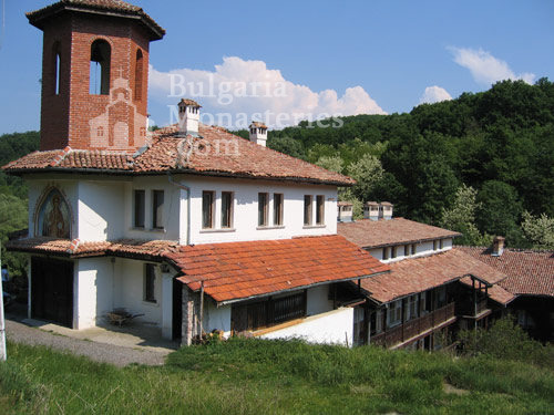 Чекотински манастир - Комплексът (Снимка 2 от 17)