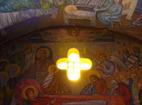 Чепински манастир - Вътрешността на църквата