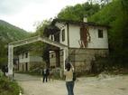Черепишки манастир - Черепишкият манастир от птичи поглед