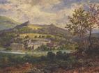 Черепишки манастир - Рисунка на Ф. Каниц